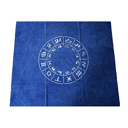 WLM - Tapete para echar las cartas, azul - TAR550b: Amazon ...