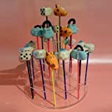 3 Tier Cake Pops Stand Tree Tower Cup Cake Display Dessert Tower