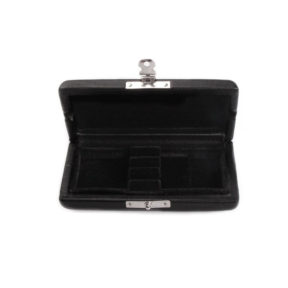 Oboe Reed Case, Aibay PU Leathe Holder Oboe Reed Box For 3PCS