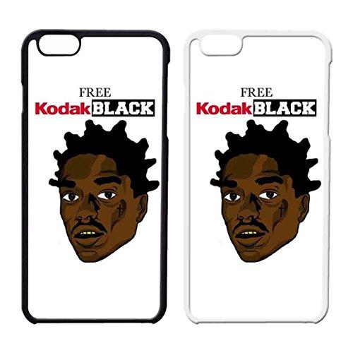Free Kodak Black 4 IPhone Case Iphone 6 Case or Iphone 6S Black Rubber IB