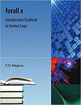 Book forall x: Introductory Textbook in Formal Logic by Magnus, P D (2009)