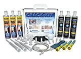Crack-Kit Epoxy Injection Concrete Crack Repair Kit