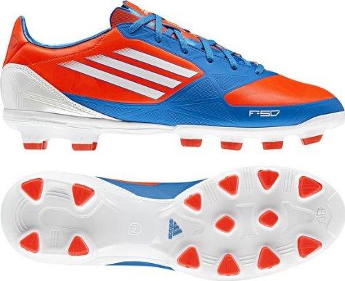 adidas Fußballschuh F30 TRX HG (infrared/bright bl