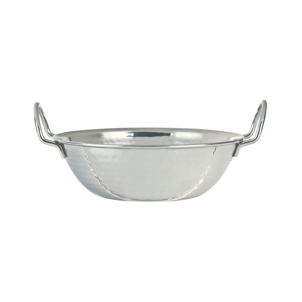 World Tableware 761704 Sonoran Hammered 32 Ounce Handled Bowl