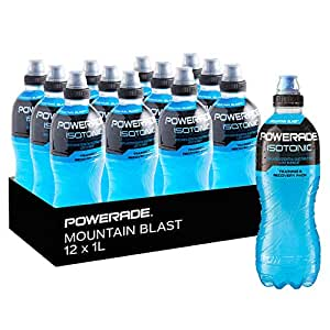 Powerade Mountain Blast 12 x 1L