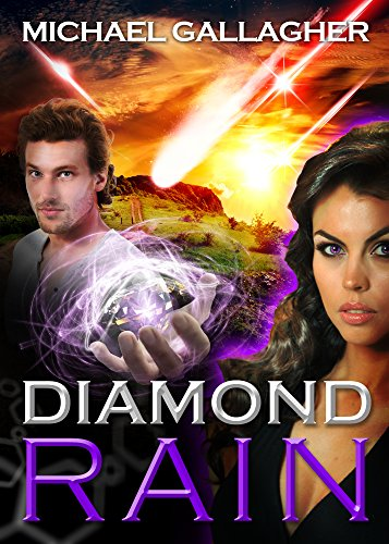 Diamond Rain: Quantum Breakthrough Weapon System Mossad Thriller (The Kefira Mossad Series Book 2) by [Gallagher, Michael James]
