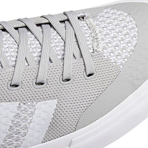 adidas Matchcourt PK, Scarpe da Skateboard Uomo Grigio (Gridos / Ftwbla / Gum4)