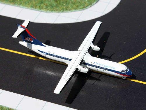 Gemini Jets Delta Connection/ASA ATR-72 (Ron Allen Livery) 1:400 Scale Airplane Model