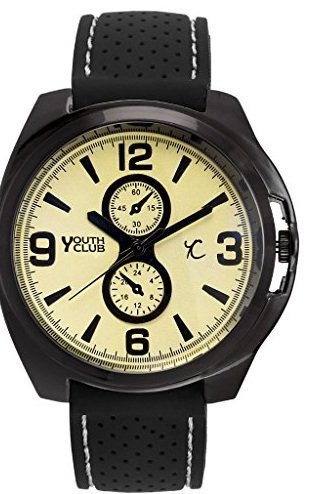 Youth Club Analog Watch for Men
