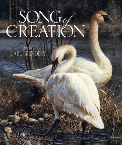 Song of Creation by Carl Brenders (2000-07-02) por Carl Brenders