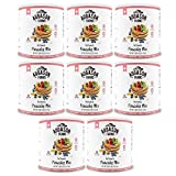 Emergency Food Augason Farms Buttermilk Pancake Mix 52 oz #10 Can (8 can)