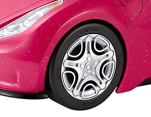 Barbie Glam Convertible Vehicle