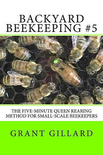 Backyard Beekeeping #5: The Five-minute Queen Rearing Method for Small...