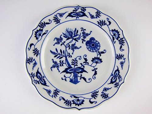 Blue Danube China BLUE ONION - Banner Stamp Bread amd Butter Plate(s) (Blue Danube Blue Onion)