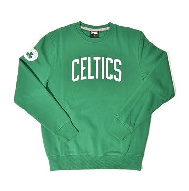 New Era NBA BOSTON CELTICS Team Apparel Crew Sweatshirt, Größe:S: Amazon.es: Ropa y accesorios