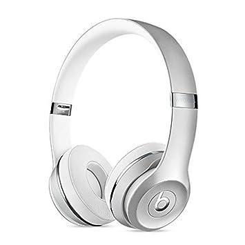 Beats solo3 inalámbrico auriculares de diadema - plateado: Amazon.es: Electrónica
