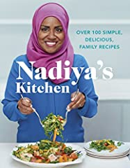 'National treasure'          Independent                   Nadiya's first cookbook is filled with all of her favourite recipes for you to enjoy at home - f         rom breakfasts to dinners to a cake fit for the Queen . . .   ...
