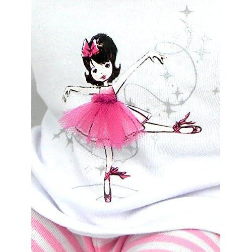 1184c68c903 15 Inch Baby Doll Ballerina PJs