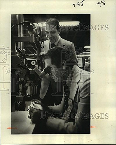 1978 Press Photo New Orleans Academy of Ophthalmology members at convention - 10 x 8 in. - Historic Images