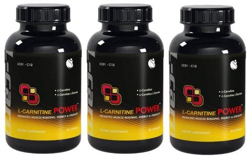 L-карнитин мышечную силу строительство, энергетику L-карнитин 1000 мг 270 капсул 3 бутылки