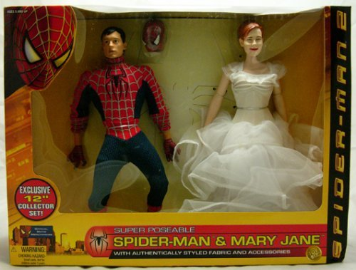 Spider-man 2 Wal-mart Exclusive 12