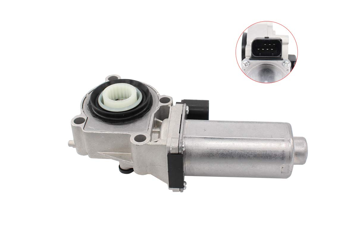 NewYall Transfer Case Actuator Shift Motor with Sensor 27l07568267