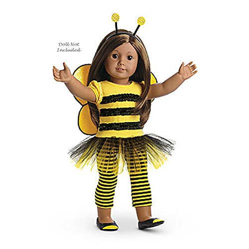 Costumes Halloween Ag Doll (American Girl - Bee Myself Outfit for Dolls - MY AG)