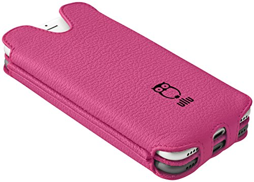 ullu Sleeve for iPhone 8 Plus/ 7 Plus - Indian Pink Pink UDUO7PPL07 by ullu (Image #1)