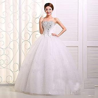 Spyman Nice New Wedding Dress Large Size Korean Style Bridal Red