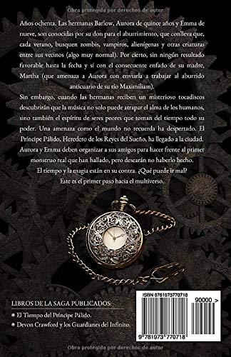 El Tiempo del Príncipe Pálido: Una fantasmagoría. Saga Devon ...