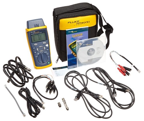 Fluke Networks CableIQ Network Cable Qualifier