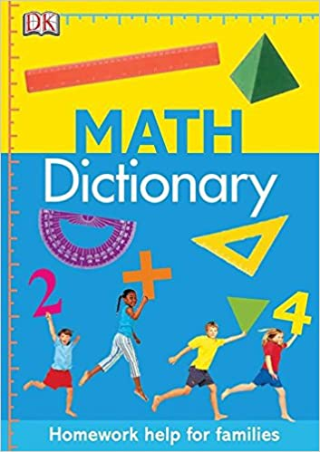 Math Dictionary: Homework Help for Families: Judith de Klerk ...