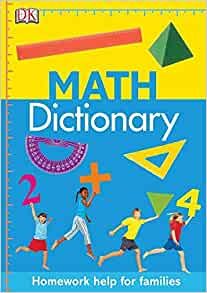 Math dictionary homework help for families