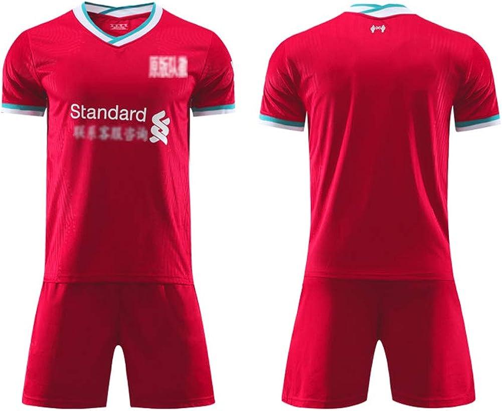 Vera Maglia Liverpool 2020-2021 casa M Salah Mane Virgil Firmino ...