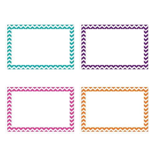 Notch Index (Top Notch Teacher Products Border Blank Index Cards (75 Count), 3