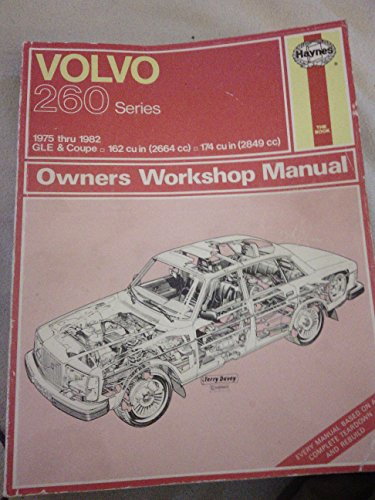 Volvo 265 Manual - 1