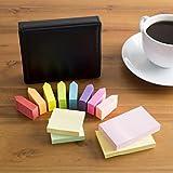 Peach Paper & Design Stick-It Self-Stick Desktop Note