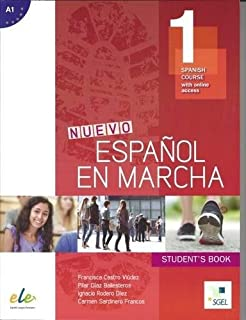 Nuevo Espanol en Marcha 2 : Student Book + CD: Level A2 (Spanish