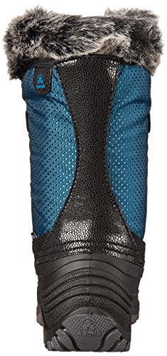 Kamik Powdery Winter Boot (Toddler/Little Kid/Big Kid) Ink Blue