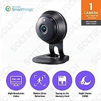 Samsung Wisenet SmartCam 1080p Full HD Wi-Fi Camera