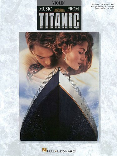 Music from Titanic: Violin