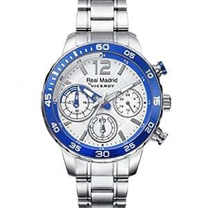 ad6d70347af7 RELOJ VICEROY R. MADRID 40964-05 CADETE CRONO  Amazon.es  Relojes