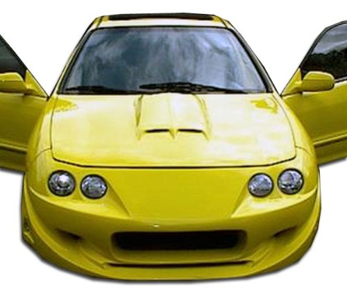 Duraflex Replacement for 1998-2001 Acura Integra Millenium Wide Body Front Bumper Cover - 1 Piece