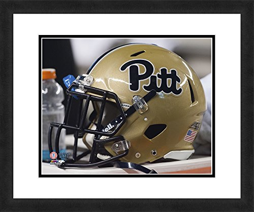 "NCAA Pittsburgh Panthers, Beautifully Framed and Double Matted, 18"" x 22"" Sports Photograph"
