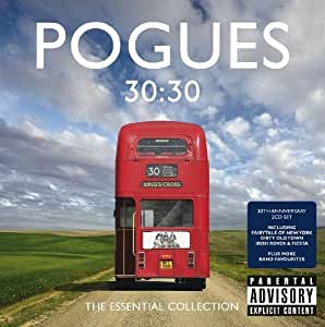 Pogues 30 30 Essential Collection By Pogues 2013 05 04