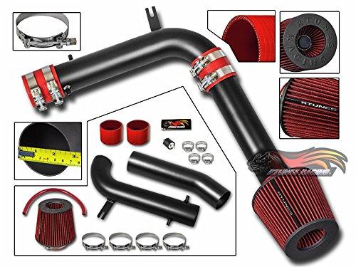 Acura Black Intake System - 4