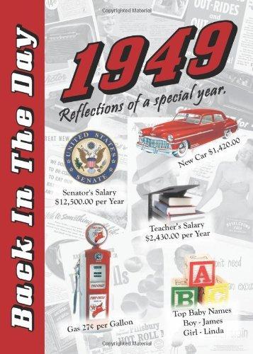 Back in the Day Almanac 1969 by 3 Oak Publishing (2011-08-01)