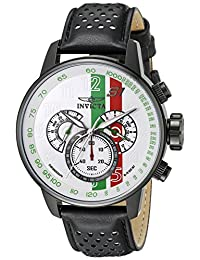 Invicta Men's 19294 S1 Rally Analog Display Japanese Quartz Black Watch