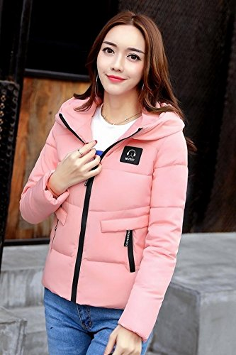 480c9eb0f Amazon.com: 2018 new jacket short paragraph female students Slim ...