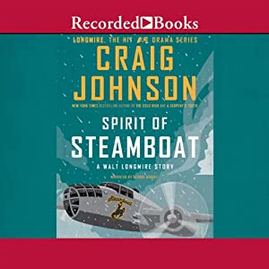 Spirit of Steamboat Audiobook